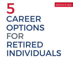 5 Career Options for Retired Individuals - FB